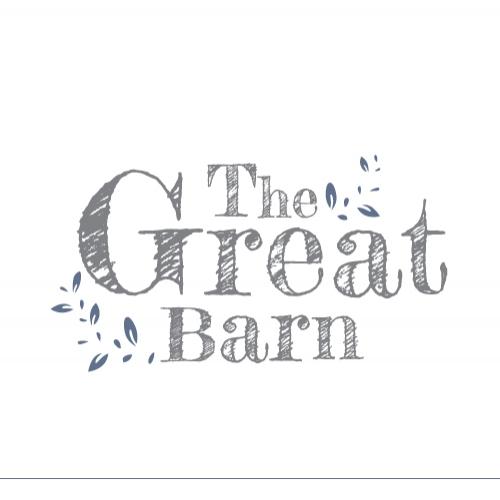 Logo for barn wedding venue