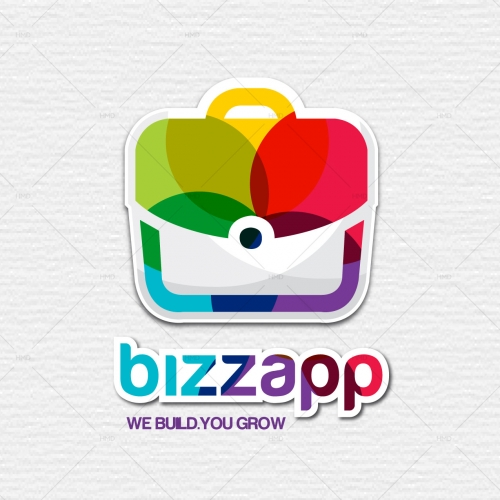 Bizzapp Logo Design